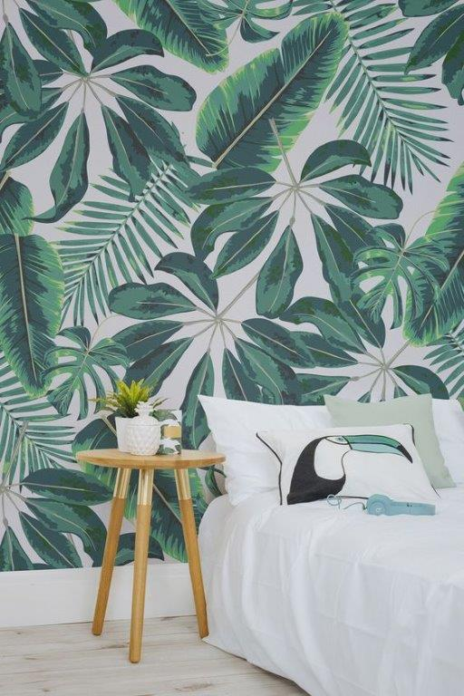 Georgiana Ursache design interior trend tropical