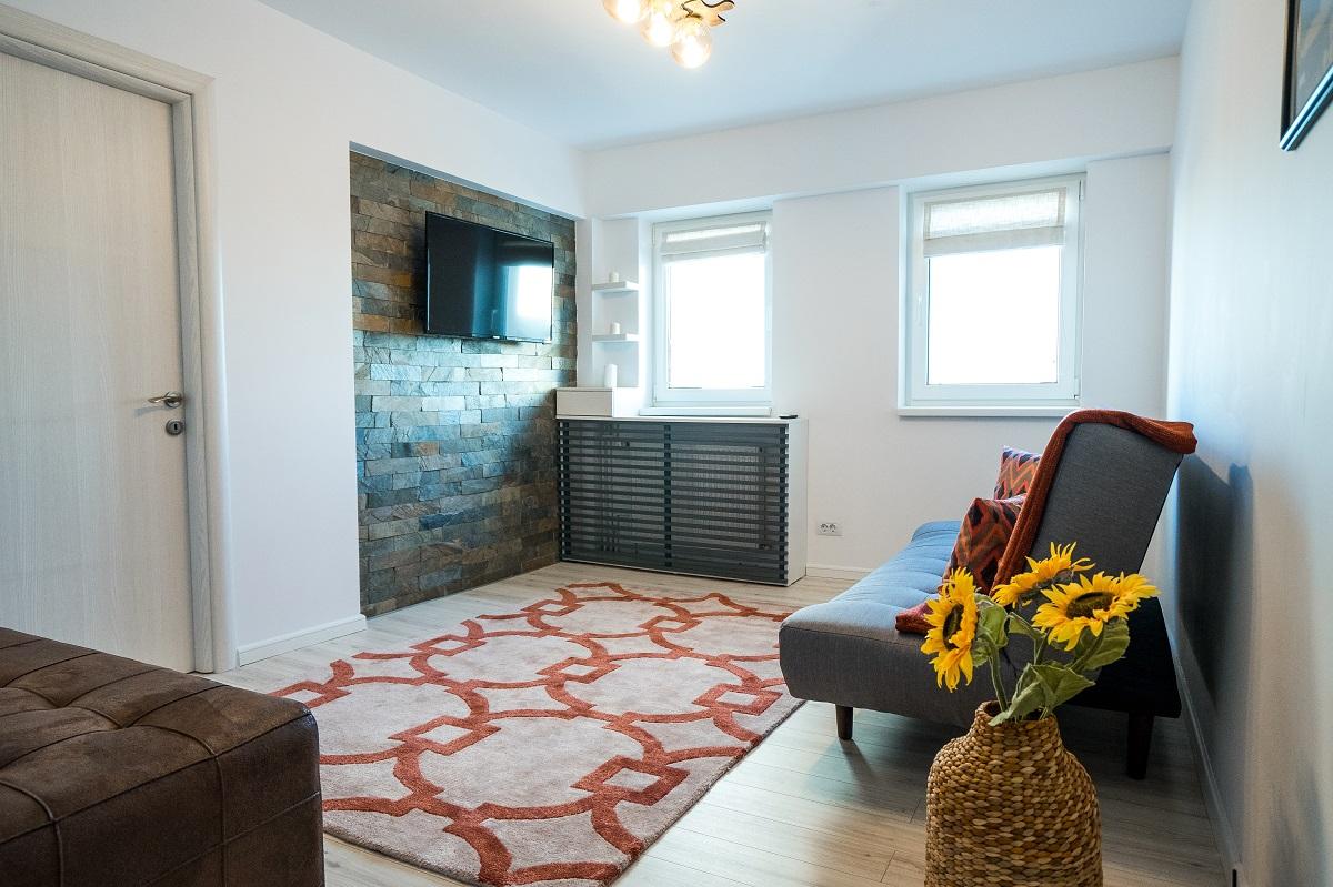 Amenajare de Interior apartament 3 camere Airbnb 2.3