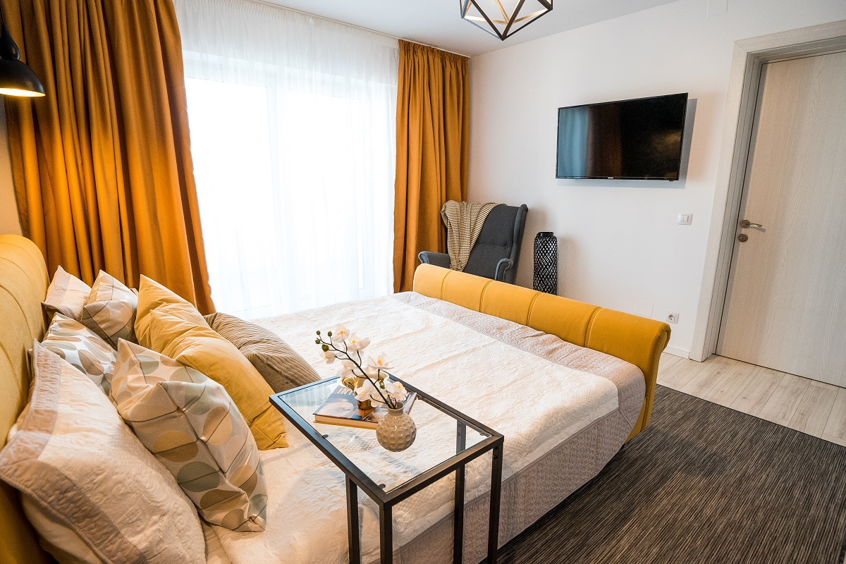 Amenajare de Interior apartament 3 camere Airbnb 5.1