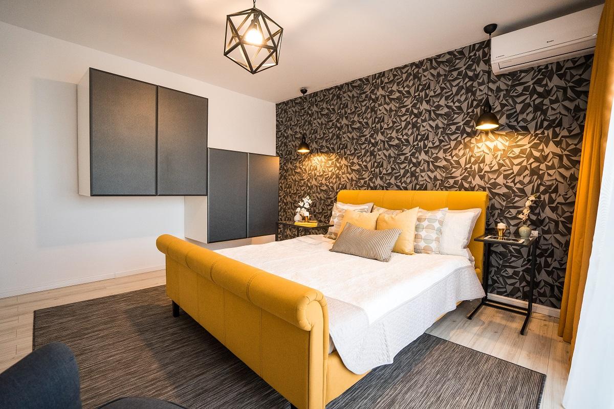 Amenajare de Interior apartament 3 camere Airbnb 5