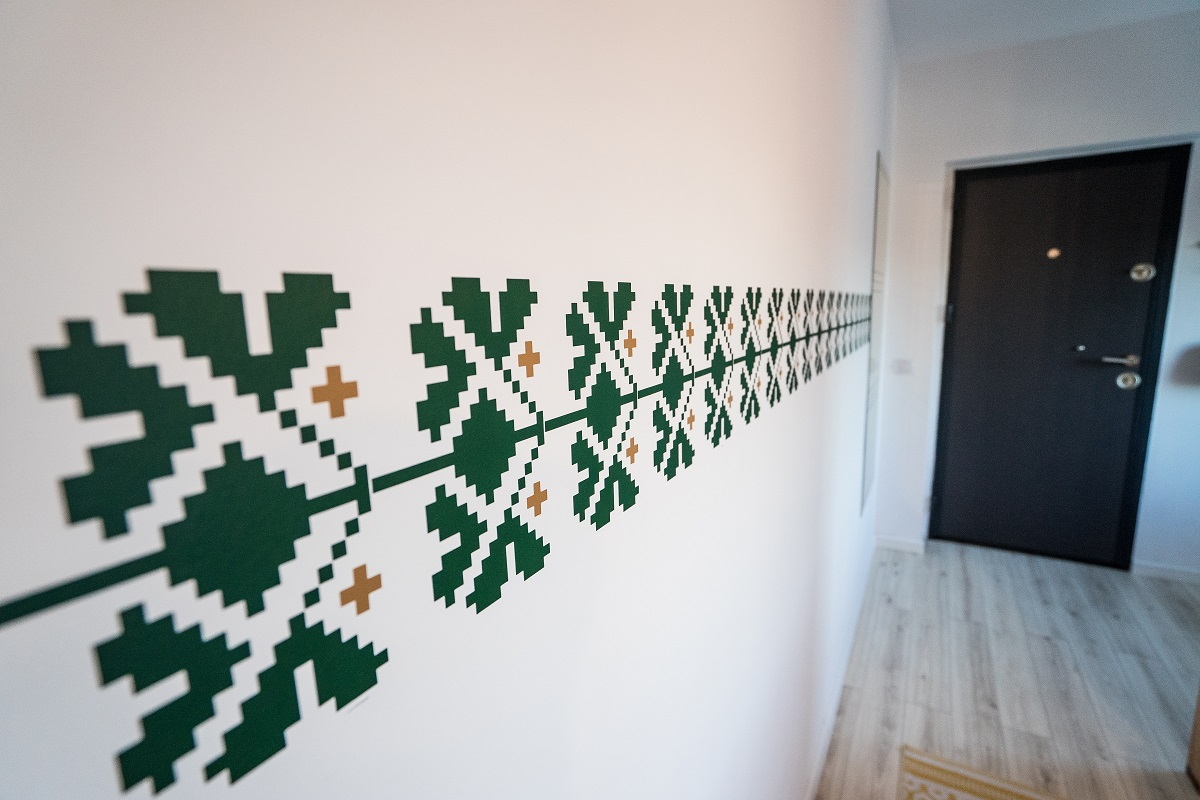 Amenajare de Interior apartament 3 camere Airbnb bucatarie 6