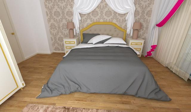Feng Shui in Amenajare de Dormitor Georgiana Ursache (6)