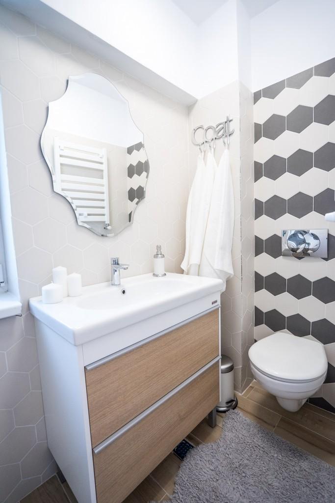 Amenajare de Interior apartament 3 camere Airbnb 3
