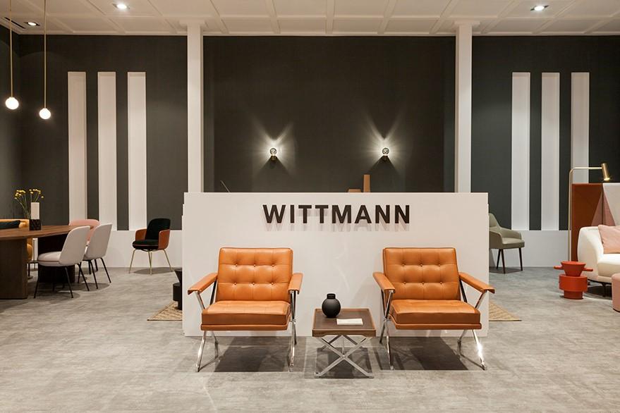 Wittman Salone del Mobile Milano 2018