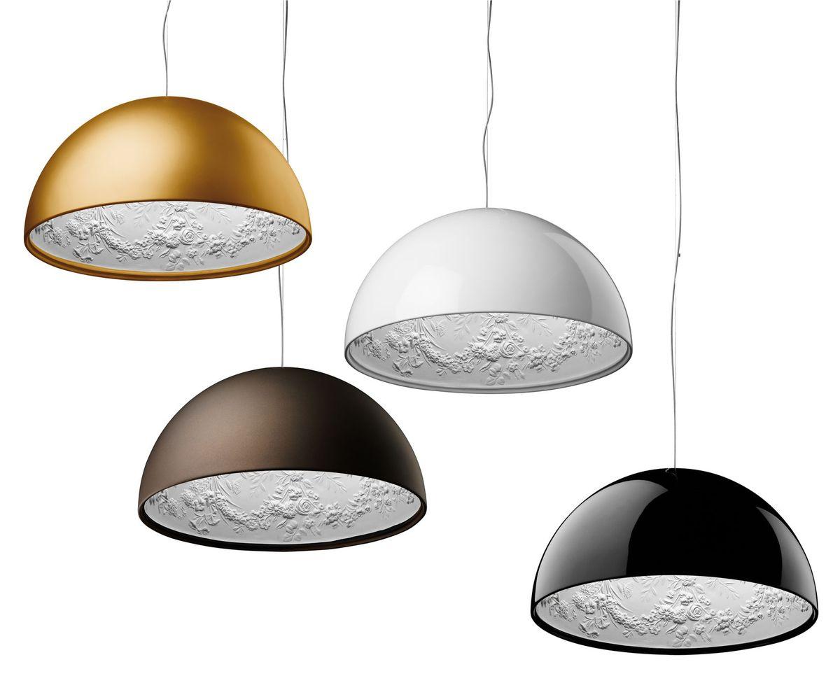 obiecte de design celebre pendant lustra skygarden