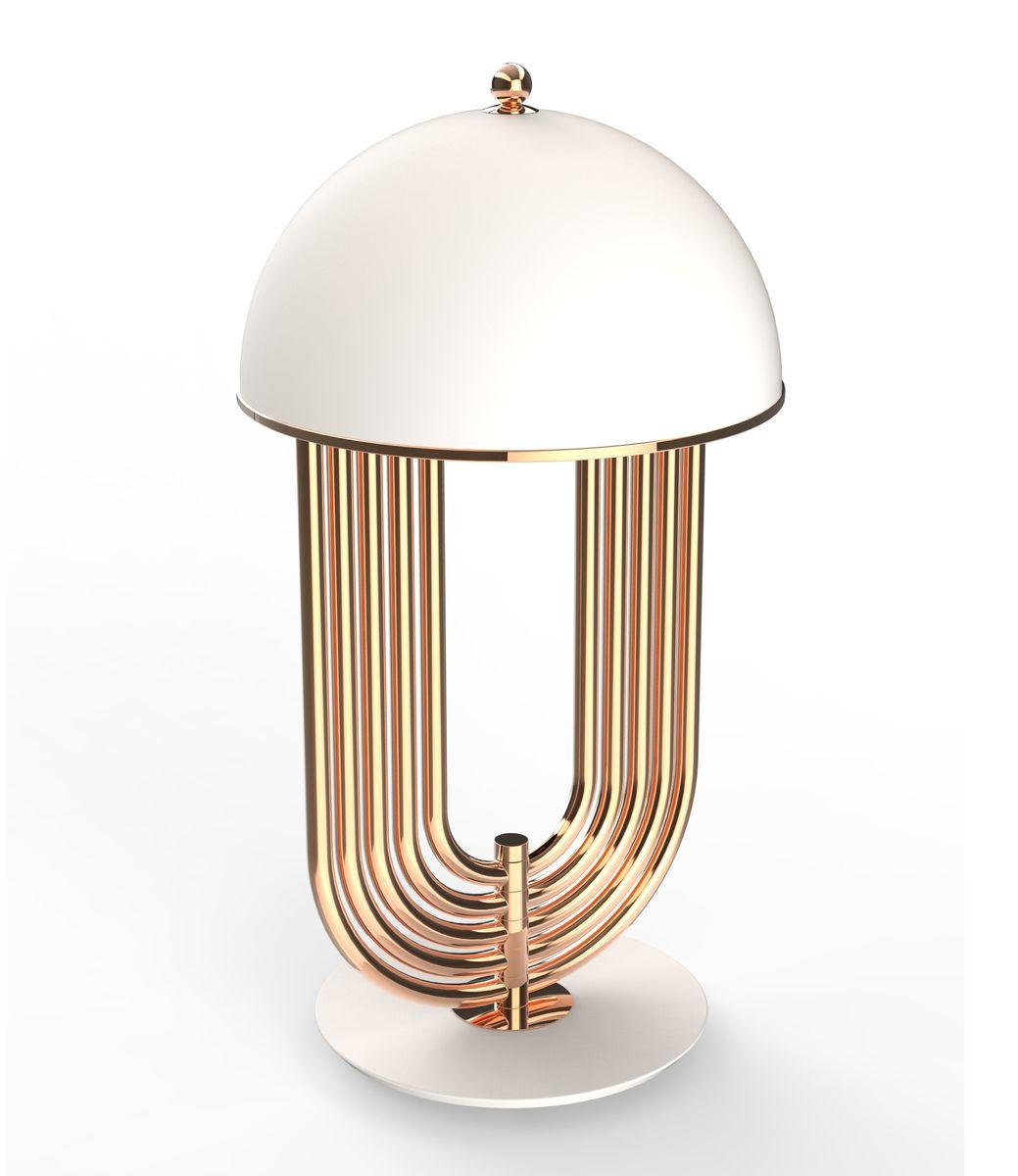 obiecte de design celebre Turner Lamp