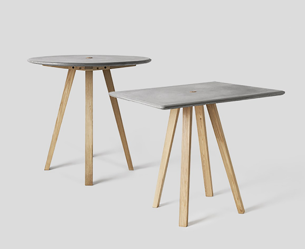 design eco friendly WRECK tables