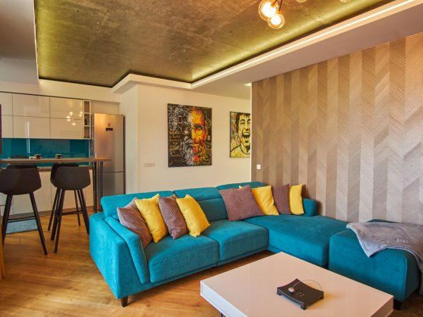 amenajare apartament Floreasca 3 camere