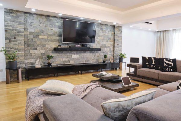 amenajare apartament modern natural