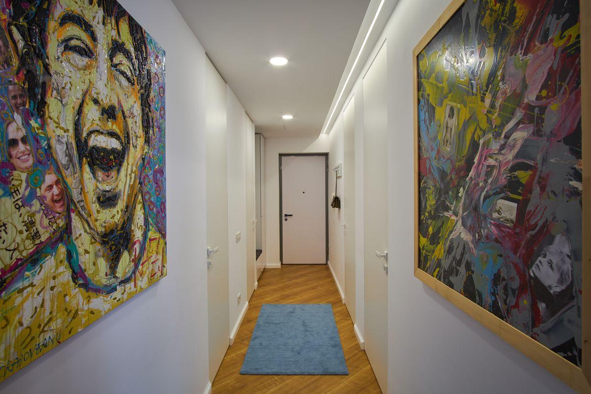 amenajare apartament Floreasca 1