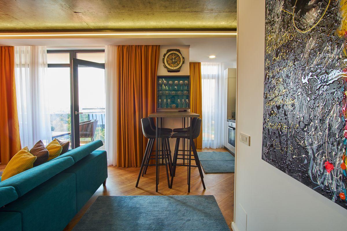 amenajare apartament Floreasca 10